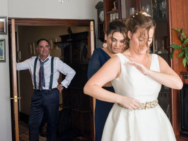 La boda de Unai y Leire en Getxo, Vizcaya 8