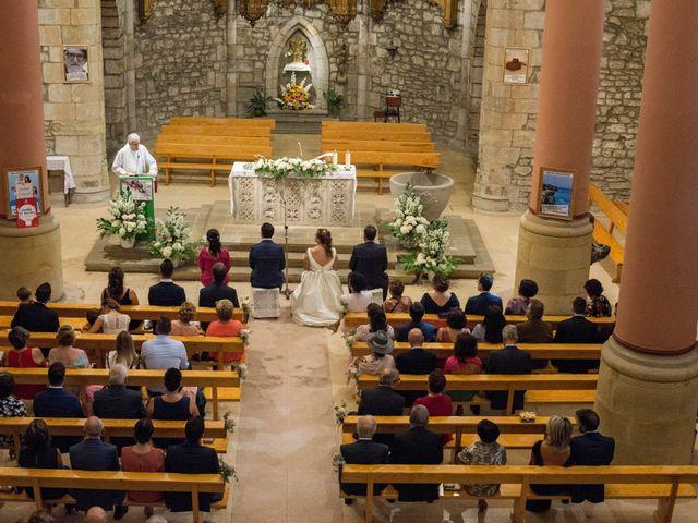 La boda de Unai y Leire en Getxo, Vizcaya 20