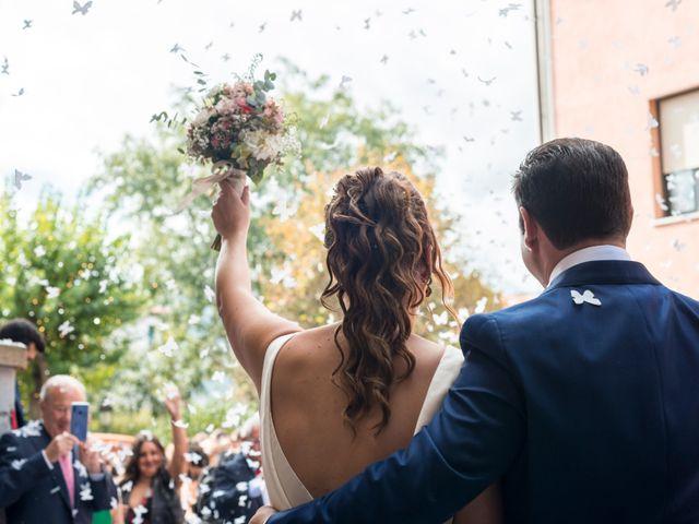 La boda de Unai y Leire en Getxo, Vizcaya 26