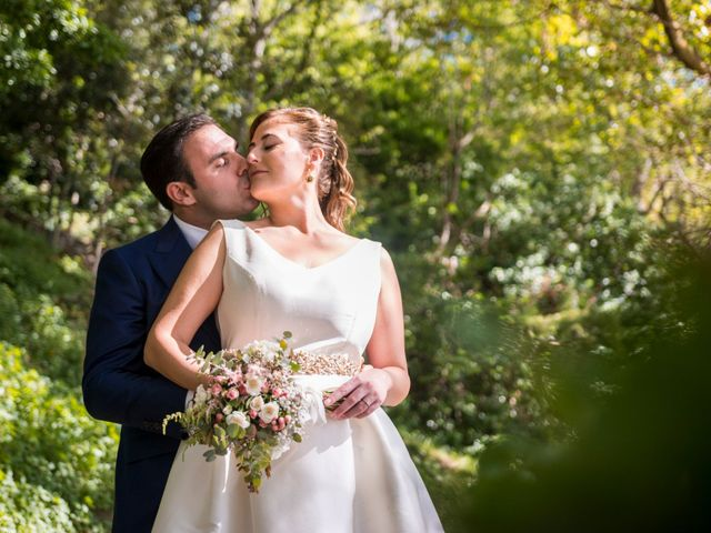 La boda de Unai y Leire en Getxo, Vizcaya 37