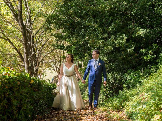 La boda de Unai y Leire en Getxo, Vizcaya 40