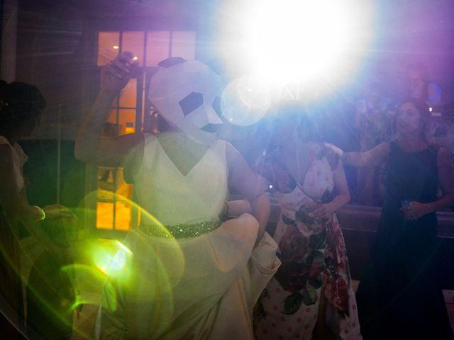 La boda de Unai y Leire en Getxo, Vizcaya 63