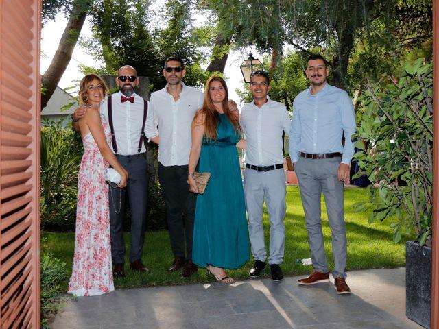 La boda de Rubén y Cristina en Madrid, Madrid 4
