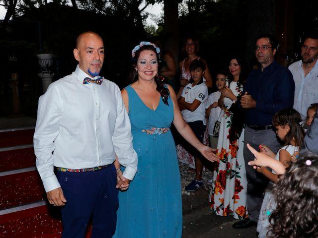 La boda de Rubén y Cristina en Madrid, Madrid 15