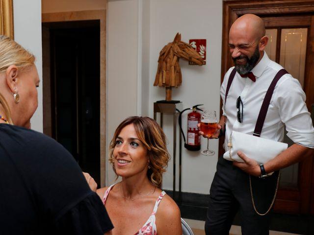 La boda de Rubén y Cristina en Madrid, Madrid 17