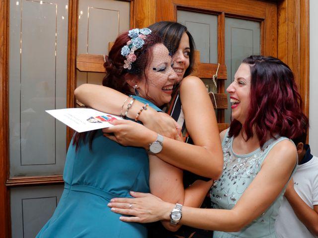 La boda de Rubén y Cristina en Madrid, Madrid 18