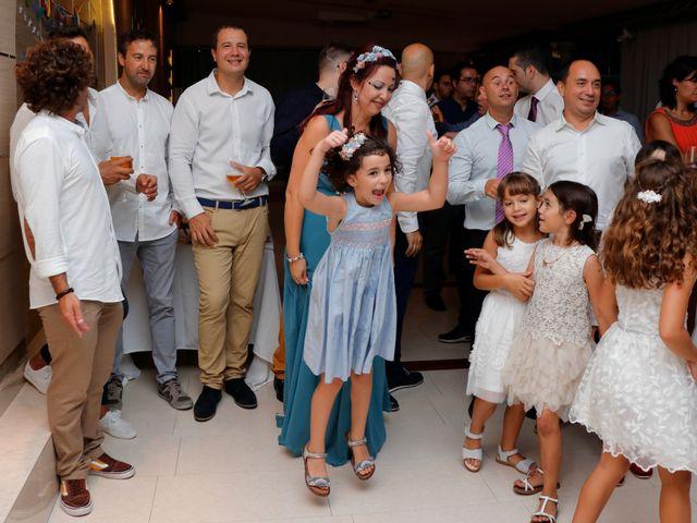 La boda de Rubén y Cristina en Madrid, Madrid 21