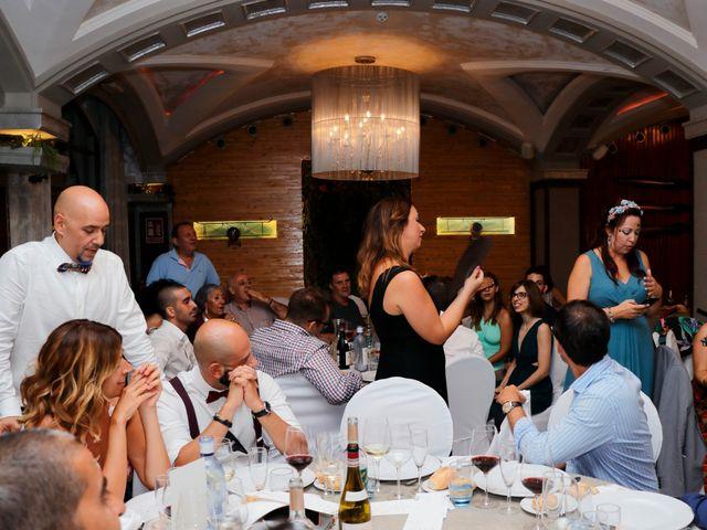 La boda de Rubén y Cristina en Madrid, Madrid 25