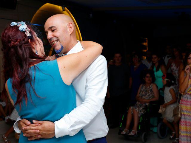 La boda de Rubén y Cristina en Madrid, Madrid 35