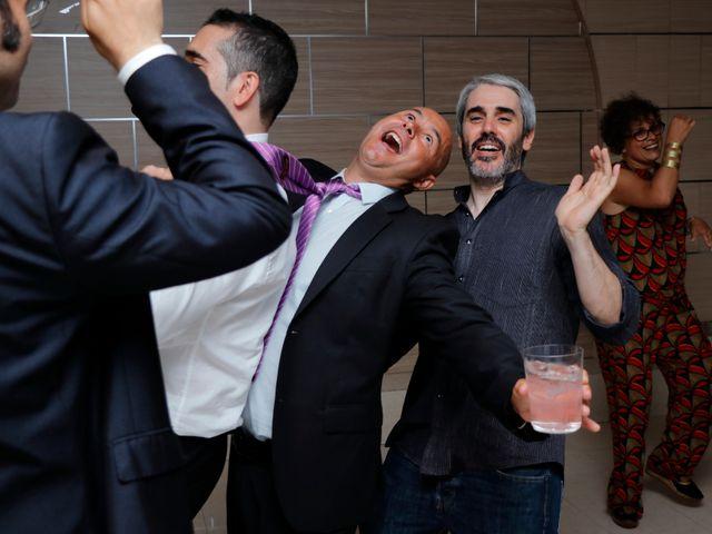 La boda de Rubén y Cristina en Madrid, Madrid 39