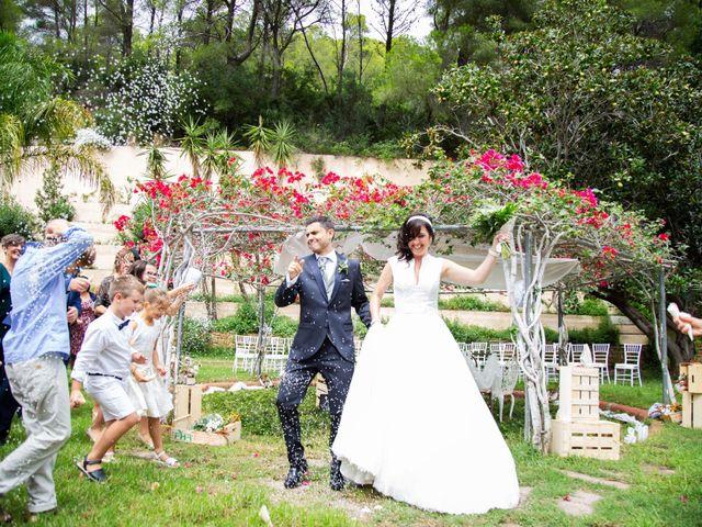 La boda de Manuel y Yéssica en Favara, Valencia 51