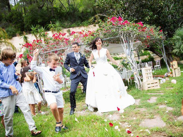 La boda de Manuel y Yéssica en Favara, Valencia 52