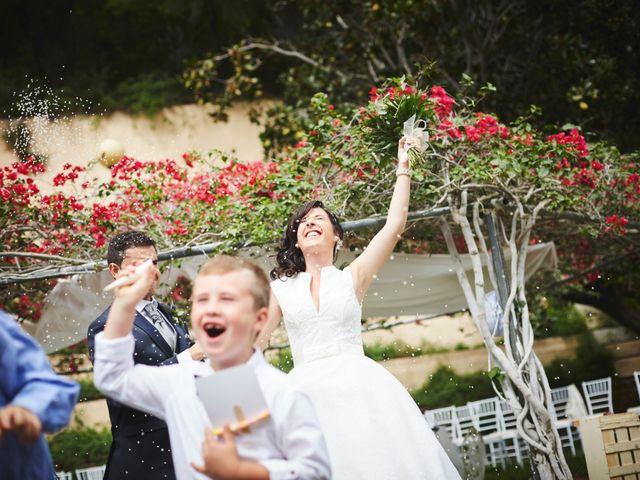 La boda de Manuel y Yéssica en Favara, Valencia 54