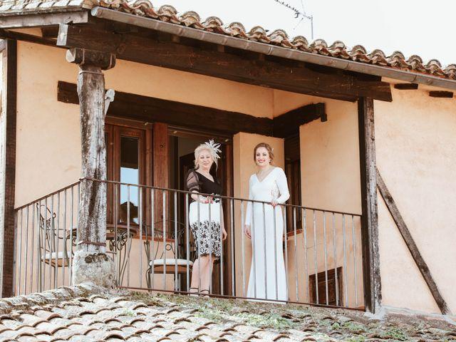La boda de Jesus y Estefania en Barco De Avila, Ávila 14