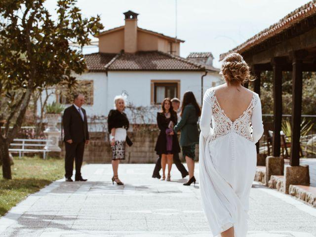 La boda de Jesus y Estefania en Barco De Avila, Ávila 23