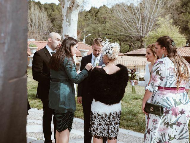 La boda de Jesus y Estefania en Barco De Avila, Ávila 24