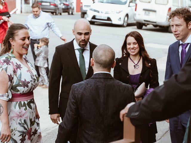 La boda de Jesus y Estefania en Barco De Avila, Ávila 27