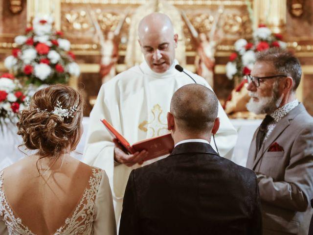 La boda de Jesus y Estefania en Barco De Avila, Ávila 33