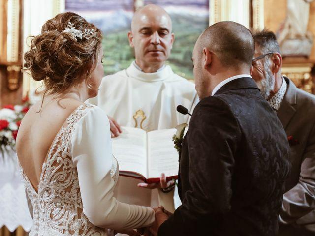 La boda de Jesus y Estefania en Barco De Avila, Ávila 34