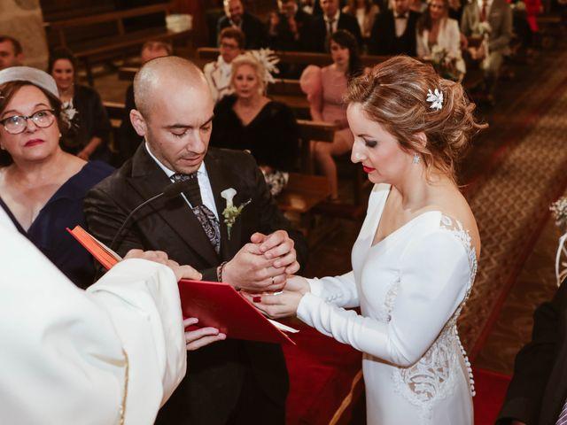La boda de Jesus y Estefania en Barco De Avila, Ávila 37