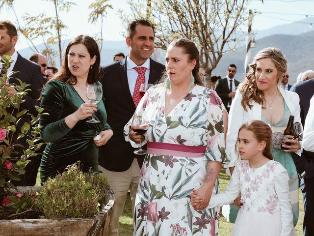 La boda de Jesus y Estefania en Barco De Avila, Ávila 49