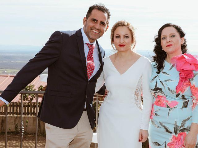 La boda de Jesus y Estefania en Barco De Avila, Ávila 54