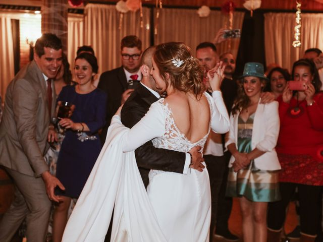La boda de Jesus y Estefania en Barco De Avila, Ávila 72