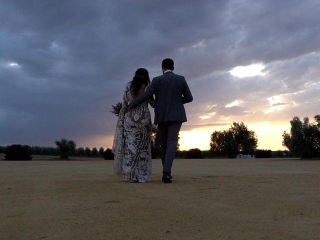 La boda de Héctor y Paula en Sevilla, Sevilla 2