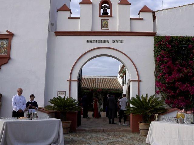 La boda de Héctor y Paula en Sevilla, Sevilla 20