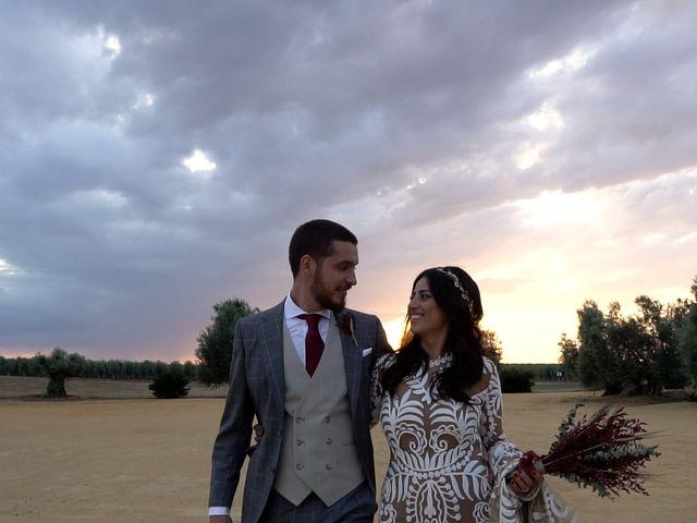 La boda de Héctor y Paula en Sevilla, Sevilla 29