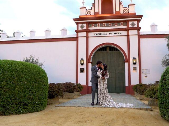 La boda de Héctor y Paula en Sevilla, Sevilla 35