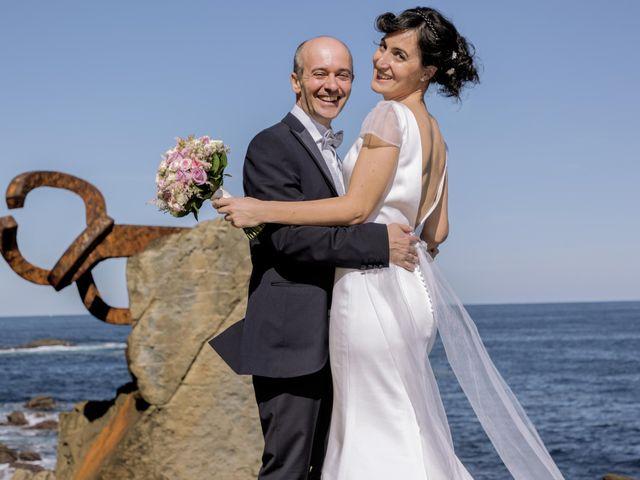 La boda de Amaia y Santi