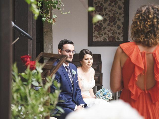 La boda de Diego y Natalia en Grado, Asturias 7