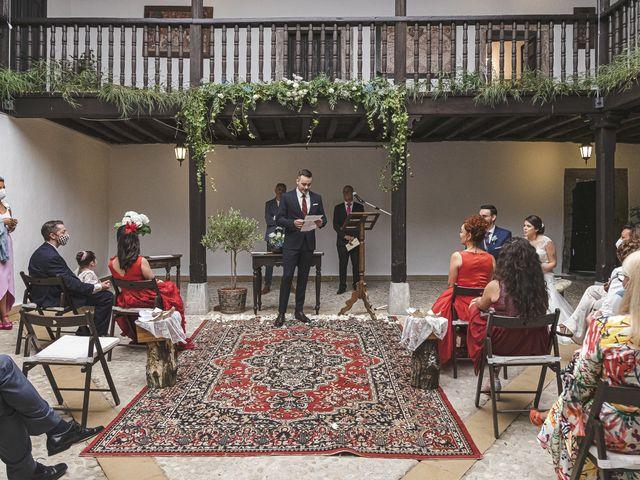La boda de Diego y Natalia en Grado, Asturias 10