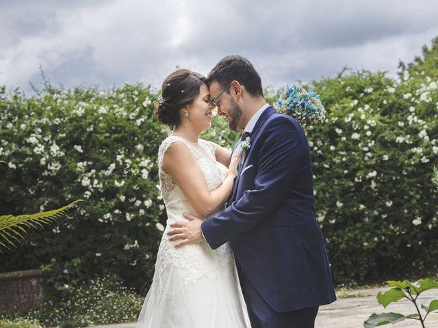 La boda de Diego y Natalia en Grado, Asturias 32