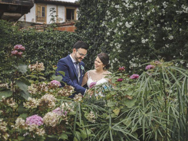 La boda de Diego y Natalia en Grado, Asturias 33