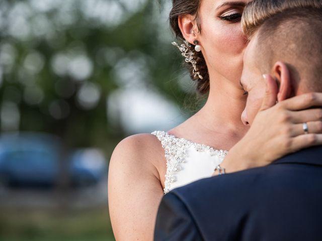 La boda de Ramón y María