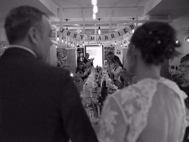 La boda de Micheal y Sinead en Madrid, Madrid 1