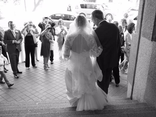 La boda de Micheal y Sinead en Madrid, Madrid 9