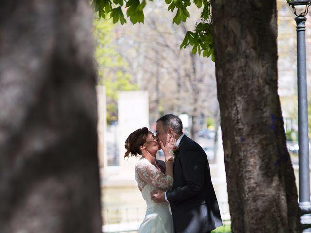 La boda de Micheal y Sinead en Madrid, Madrid 12