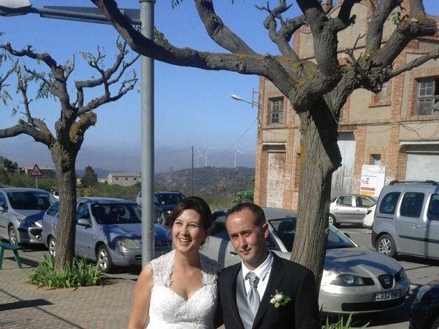 La boda de Marc  y Marta  en Bellaguarda, Lleida 4