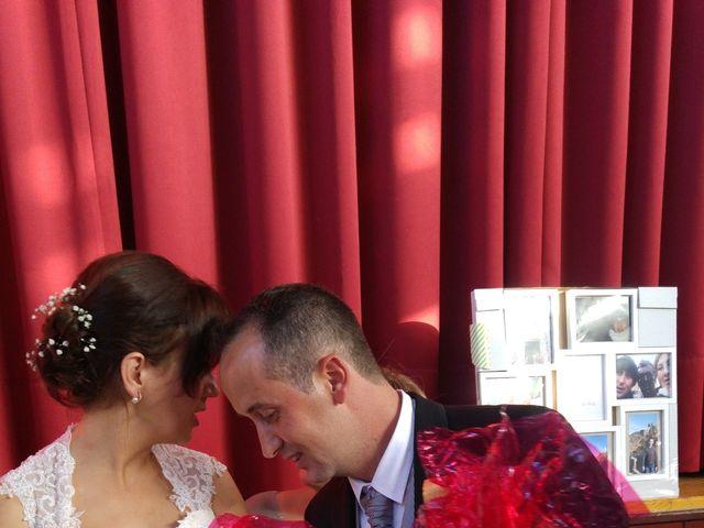 La boda de Marc  y Marta  en Bellaguarda, Lleida 6