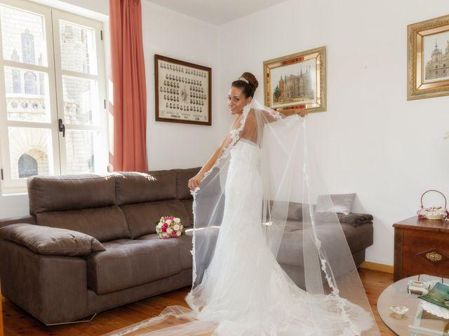 La boda de Pablo y Leticia en La Bañeza, León 10