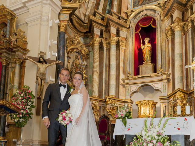 La boda de Pablo y Leticia en La Bañeza, León 16