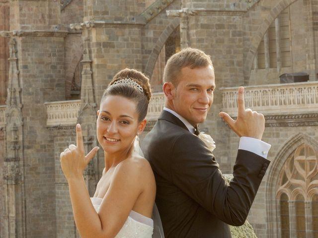 La boda de Pablo y Leticia en La Bañeza, León 19