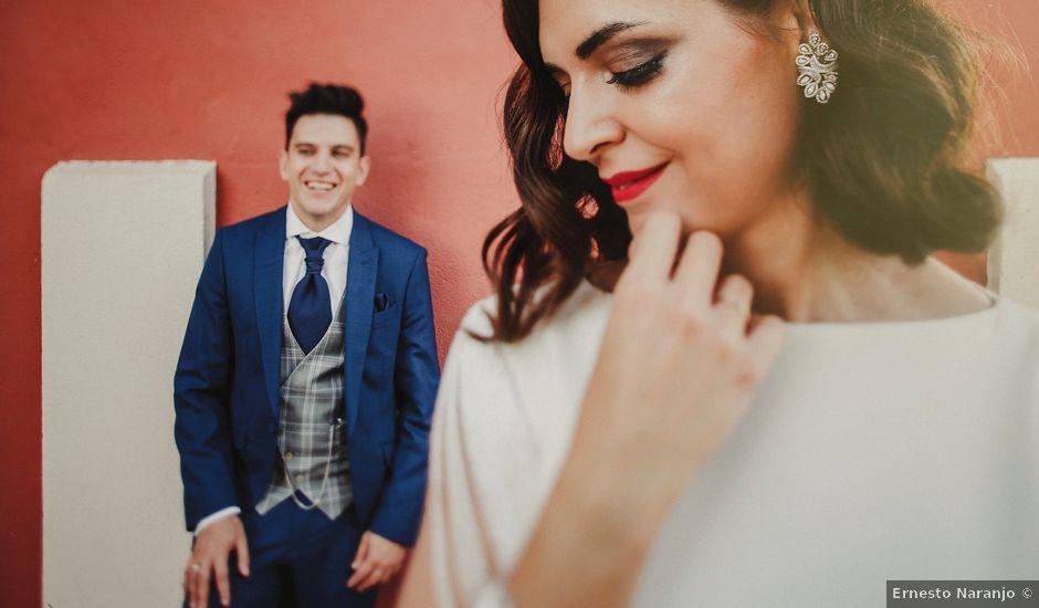 La boda de Carlos Alberto y Virginia en Daimiel, Ciudad Real
