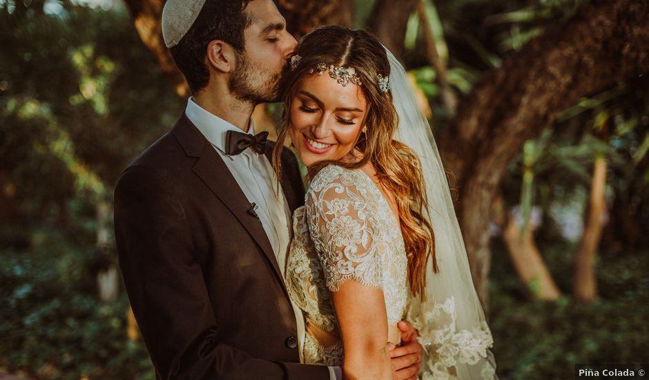 La boda de Nitai y Judith en Barcelona, Barcelona