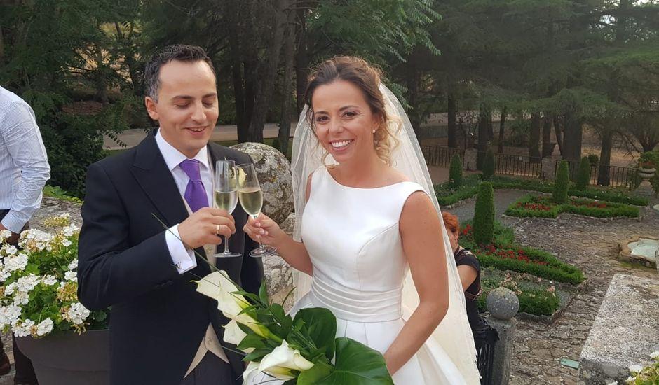 La boda de Antonio y Verónica en Madrid, Madrid
