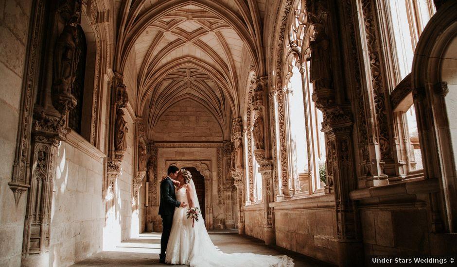 La boda de Cristian y Marta en Toledo, Toledo