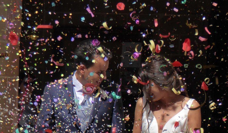 La boda de Ander y María en Errenteria, Guipúzcoa